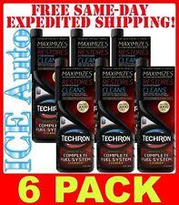 6 PACK - Chevron 65740-CASE 20 oz Techron Concentrate Plus Fuel System Cleaner