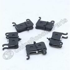 5 Pairs Bicycle Disc Brake Pads for Shimano Deore M596/SLX M665/M775/M765