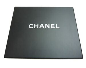 Authentic CHANEL Notebook cover binder  Jelly/Plastic #1831