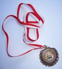 28. Rahlstedter Wandselauf Hamburg 2013 Medaille am Band NEU (A57v)