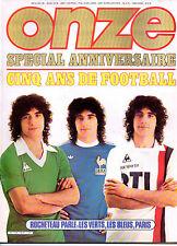magazine ONZE année 1981