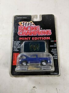 Racing Champions Mint Edition issue #12 the 1996 Dodge Ram mint on card #2