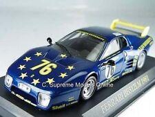 FERRARI BB512LM 1981 CAR MODEL 1/43RD SCALE BLUE COLOUR SCHEME EXAMPLE T3412Z(=)