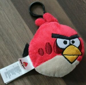 Angry Birds: STOFFTIER / SCHLÜSSELANHÄNGER * ca. 10cm
