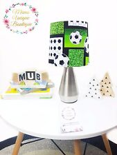 Green soccer sports ball Baby Children Nursery Night Light Table Lamp Touch Lamp