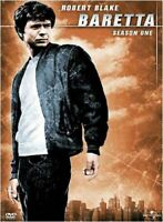 BARETTA - SEASON ONE (BOXSET) (DVD)