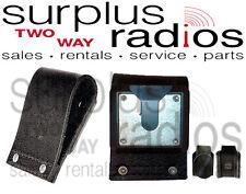 Motorola OEM D CLIP & Swivel Belt Loop XTS3000 XTS1500 XTS5000 XTS5000R XTS3500
