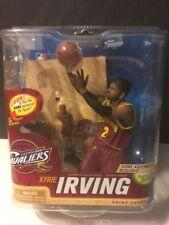 Kyrie Irving MCFARLANE NBA SERIES 22 Rookie Debut Figure CLEVELAND CAVALIERS