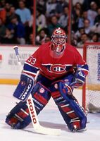 Patrick Roy Montreal Canadiens Unsigned 8x10 Photo (D)