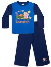 George Pig Pyjamas Full Length Cotton PJs 2-3 Years