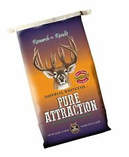 Whitetail Institute Imperial Pure Attraction Food Plot Seed (Fall Plantin... New