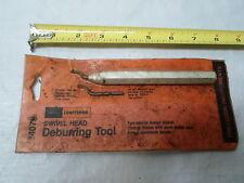 Craftsman Swivel Head Deburring Tool  (Part No. 94078)