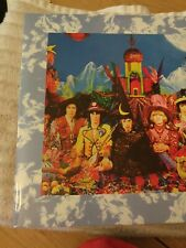 ROLLING STONES SATANIC MAJESTIES REQUEST LENTICULAR LONDON MAROON LABEL MONO NM