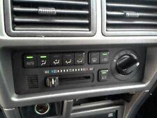 1999-2001 Isuzu Vehicross temperature climate controls used 99 00 01 OEM