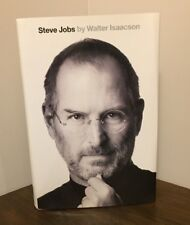 Steve Jobs by Walter Isaacson (2011, Hardcover) Great Condition
