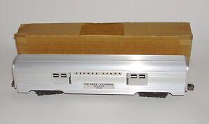 Lionel No. 2530 Postwar REA Baggage Car Santa Fe w/Insert NO RESERVE (DAKOTApaul