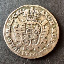 Belgique - Pays Bas Autrichiens - Marie Thérèse - Joli  Escalin  1750 Bruges (2)