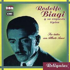 Rodolfo Biagi - Sus Exitos Con Alberto Amor [New CD]