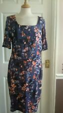 Phase Eight Patterned Dress Size 16