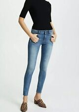 DL1961 Florence Instasculpt Skinny Delano Jeans Womens 28 Blue Denim Stretch