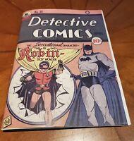 Batman Detective Comics # 38 Golden Age Replica Edition ☆☆☆☆ 1st Robin Mint