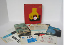 Photography Reference Paper Books Manuals Film Cameras Large Lot Kodak Leitz +