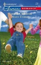 For The Children (Harlequin American Romance Series), Marin Thomas, Good Book