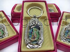 12 Virgen de Guadalupe Keychains Llaveros Favors First Communion Christenin Girl