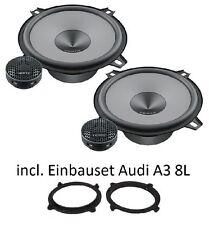 Audi A3 8L - Hertz Uno K130 - 13cm 2 Wege System - incl. Lautsprechereinbauset