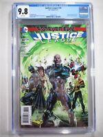 Justice League #30 CGC 9.8 - 2nd Cameo Jessica Cruz DC 2014 New Slab 2