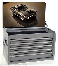 700X400MM MUSTANG TOOL BOX STICKER