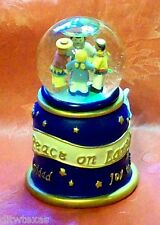 Avon Snow Globe W/Trinket Box Original Packaging & Foam Insert New/Old Stock Nos