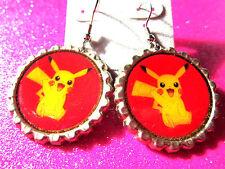 Pikachu Pokemon Go Earrings