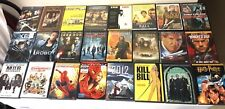 Lot Of 20 Awesome DVDs! Big Stars Big Hits Great Price! Free Shipping!