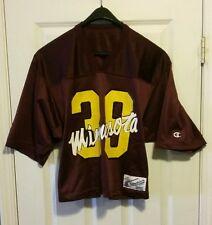 Minnesota Gophers Vintage Champion Ncaa Practice Football Jersey Men's Medium Dt