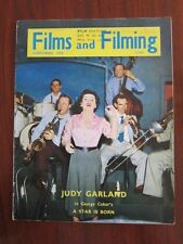 Films & Filming #3 1954  Judy Garland  James Mason  Visconti  Carol Reed