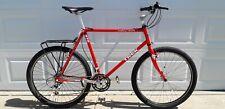 """Trek 970 22"""" vintage steel mountain bike mtb deore"""