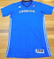 ADIDAS NBA D-LEAGUE REV 30 TEXAS LEGENDS SLEEVED AUTHENTIC BLANK JERSEY 3XL+4
