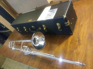 Getzen Eterna Series 998 Bb Valve Trombone
