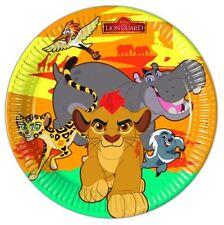 Art de la table de fête assiettes multicolores anniversaires-enfants pour la maison