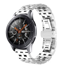 Samsung Galaxy Watch Gear S3 Bands 22Mm Stainless Steel Metal 46Mm Band Classic