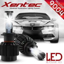 XENTEC LED HID Headlight kit 388W 38800LM 9005 HB3 6000K for 2013-2016 Ram 3500