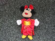 McDonalds Jouet DISNEYLAND PARIS 2000 Disney Minnie Mouse GEISHA ET Go Girl 2003