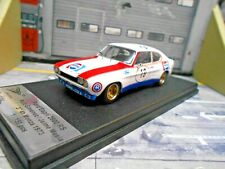 FORD Capri RS2600 Racing Monza 1973 #19 Pepsi Cola Ruiz Mesia Trofeu Edit 1:43