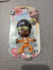 Little Big Planet  Sackboy - Afro 8cm Keyring Figurine Sony
