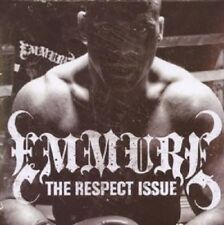 "EMMURE ""THE RESPECT ISSUE"" CD NEW+"