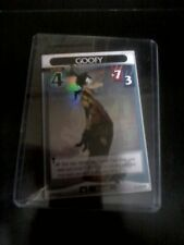 Goofy Lv 4 3/128 Super Rare card Kingdom Hearts TCG CCG Halloween Town Disney