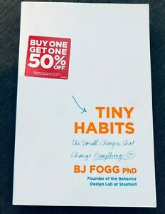 Tiny Habits: The Small Changes that Change Everything. VGC.