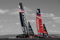 "Americas Cup PICTURE CANVAS WALL ART 20""X30"""