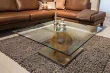 Tables d'appoint en verre pour la maison